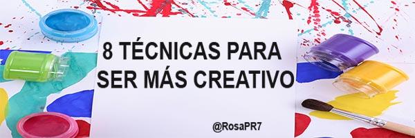 Artículo de creatividad